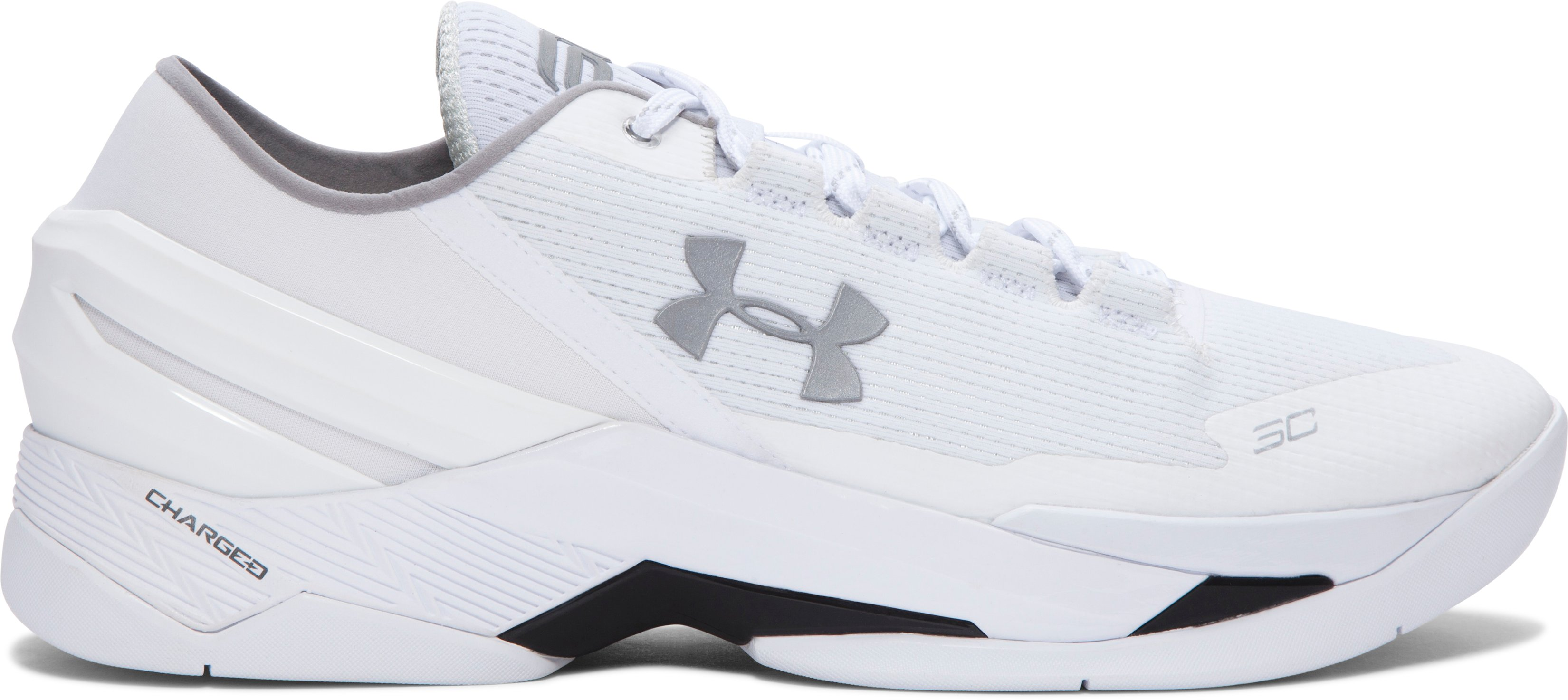 Men's UA Curry Two Low Basketball Shoes, Chef,