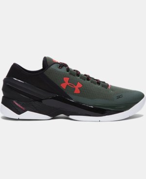 Men's UA Curry Two Low Basketball Shoes LIMITED TIME: FREE SHIPPING 1 Color $149.99