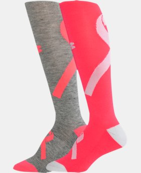 Women's UA Power In Pink® Knee Socks