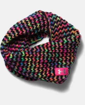 Girls' UA Infinity Scarf  2 Colors $24.99