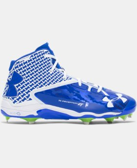 Men's UA Deception Mid DiamondTips Baseball Cleats — All-Star Game Edition  3  Colors Available $109.99