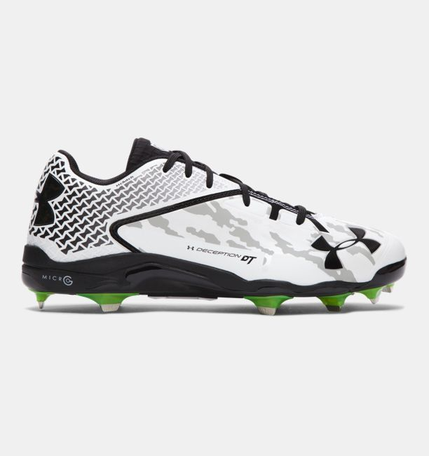 27712c76c044 Men's UA Deception Low DiamondTips Baseball Cleats — All-Star Game Edition  | Under Armour US