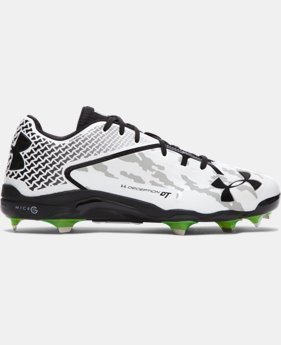 Men's UA Deception Low DiamondTips Baseball Cleats — All-Star Game Edition  1  Color Available $99.99