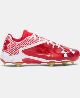 Men's UA Deception Low DiamondTips Baseball Cleats  1 Color $56.24