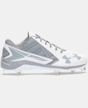 Men's UA Yard Low ST Baseball Cleats   $89.99