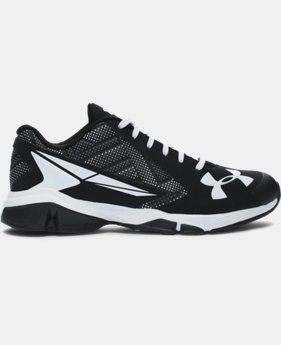 Men's UA Yard Low Baseball Trainer  1 Color $56.24