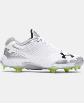 Women's UA C-Low DiamondTips Softball Cleats   $59.99