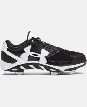 Women's UA Spine™ Glyde Softball Cleats LIMITED TIME: FREE SHIPPING 1 Color $74.99