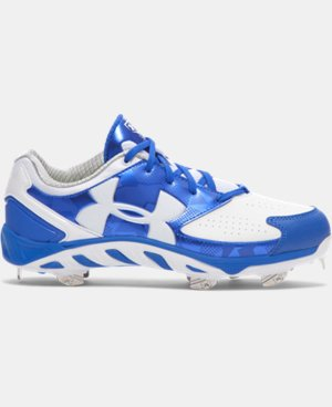 Women's UA Spine™ Glyde Softball Cleats LIMITED TIME: FREE U.S. SHIPPING 1 Color $59.99