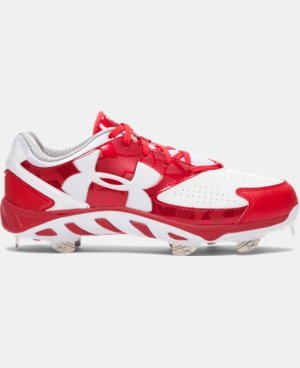 Women's UA Spine™ Glyde Softball Cleats LIMITED TIME: UP TO 30% OFF  $59.99