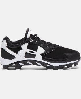 Women's UA Spine™ Glyde TPU Softball Cleats LIMITED TIME: FREE U.S. SHIPPING