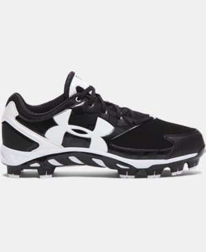Women's UA Spine™ Glyde TPU Softball Cleats LIMITED TIME: FREE SHIPPING 1 Color $52.99