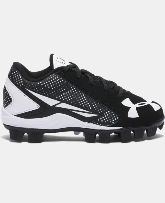 Kids' UA Leadoff Low RM Jr. Baseball Cleats LIMITED TIME: FREE SHIPPING 2 Colors $33.99