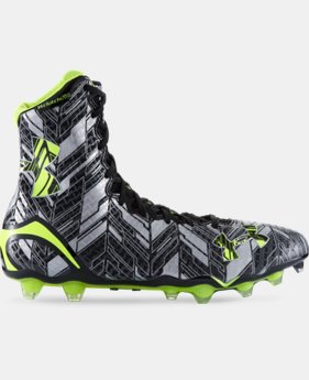 New to Outlet Men's UA Highlight MC Lacrosse Cleats   $97.99