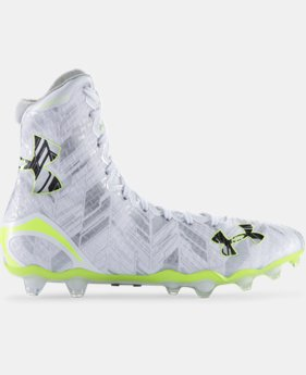 Men's UA Highlight MC Lacrosse Cleats LIMITED TIME: FREE SHIPPING 4 Colors $73.49