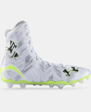 Men's UA Highlight MC Lacrosse Cleats LIMITED TIME: FREE U.S. SHIPPING 2 Colors $97.99