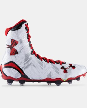 Men's UA Highlight MC Lacrosse Cleats  1 Color $129.99