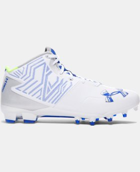 Men's UA Banshee Mid MC Lacrosse Cleats   $67.49