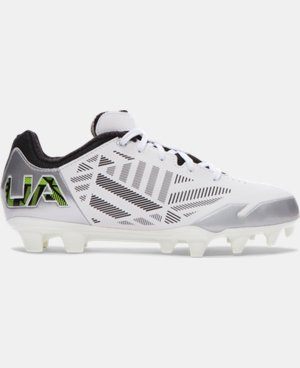 Women's UA Finisher MC Lacrosse Cleats LIMITED TIME: FREE U.S. SHIPPING  $74.99