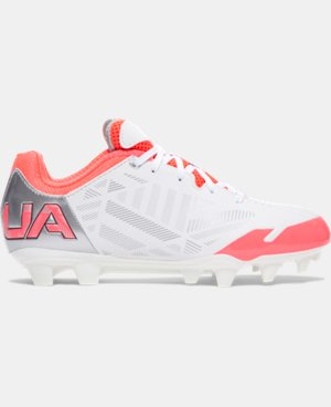 Women's UA Finisher MC Lacrosse Cleats LIMITED TIME: FREE U.S. SHIPPING  $56.99