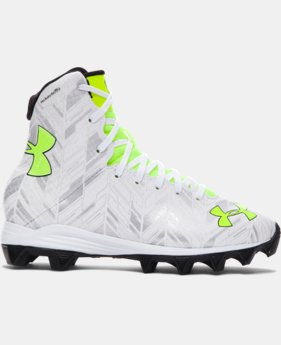 Kids' UA Highlight RM Jr. Lacrosse Cleats