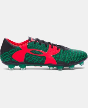 Men's UA ClutchFit® Force FG 2 Soccer Cleats