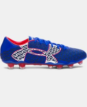 Men's UA ClutchFit® Force 2.0 FG Soccer Cleats  1 Color $100