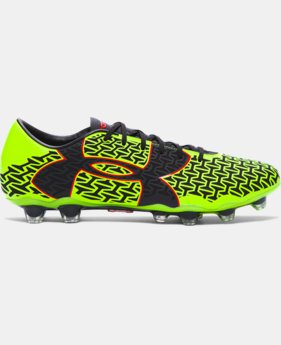 Men's UA ClutchFit® Force FG 2 Soccer Cleats  4 Colors $199.99