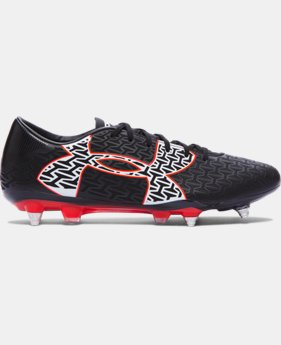 Men's UA ClutchFit® Force Hybrid 2 Soccer Cleats