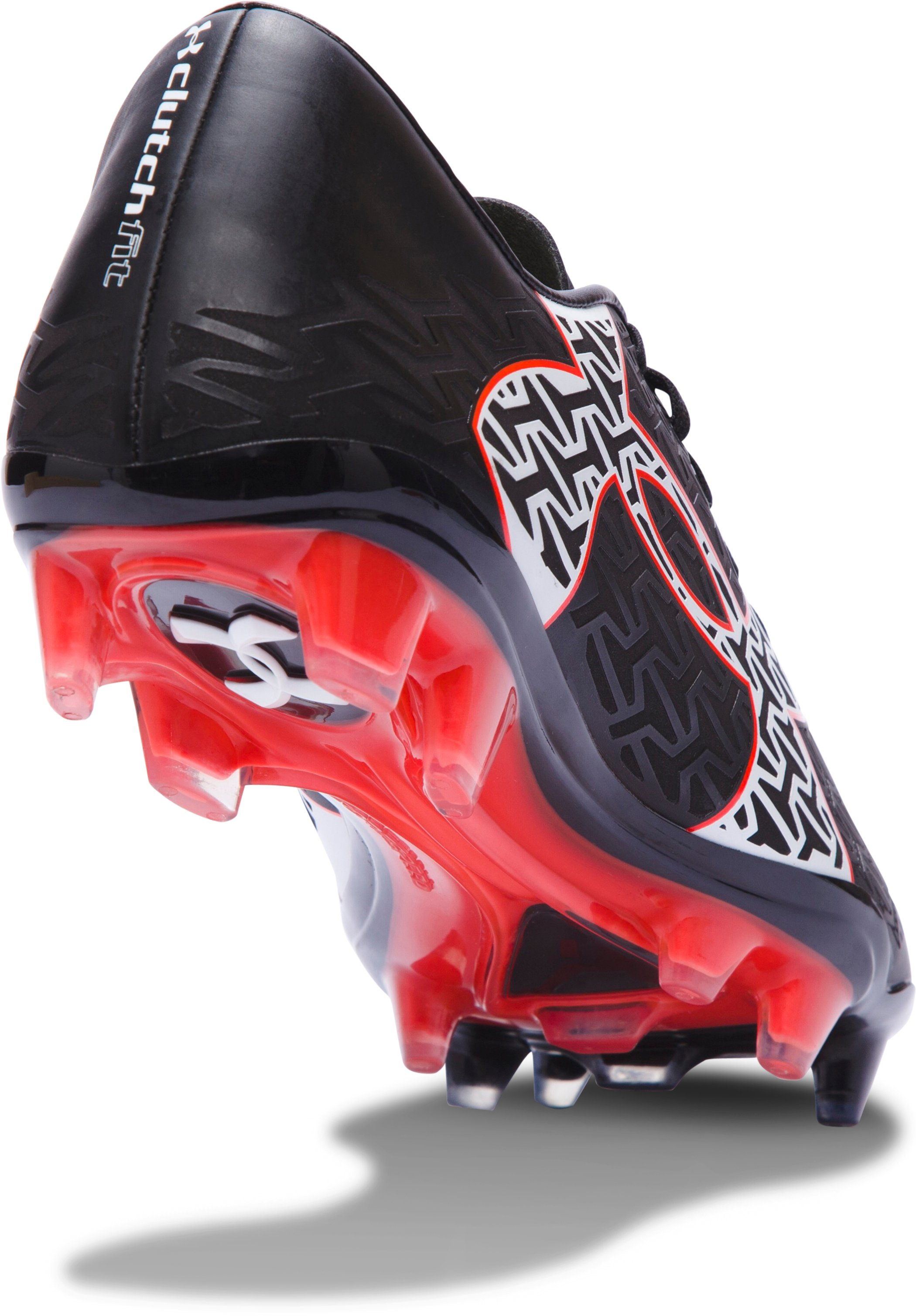 Men's UA Corespeed Force 2.0 FG Soccer Cleats, Black , undefined
