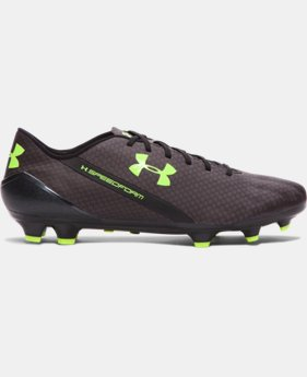 Men's UA SpeedForm® CRM FG Soccer Cleats LIMITED TIME: FREE U.S. SHIPPING 1 Color $123.74