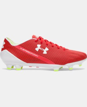 Men's UA SpeedForm® CRM FG Soccer Cleats