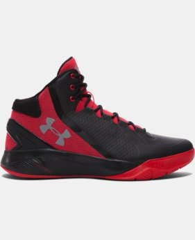 Men's UA Charged Step Back Basketball Shoes  1 Color $104.99