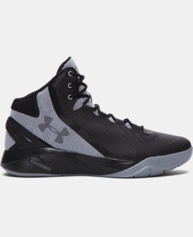 Men's UA Charged Step Back Basketball Shoes  4 Colors $99.99