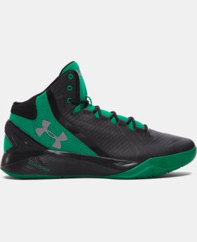 Men's UA Charged Step Back Basketball Shoes  2 Colors $99.99