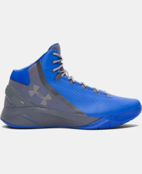Men's UA Charged Step Back Basketball Shoes   $104.99