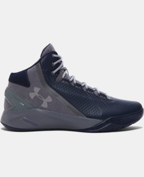 Men's UA Charged Step Back Basketball Shoes  1 Color $74.99