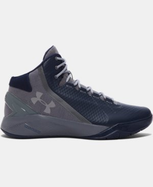 Men's UA Charged Step Back Basketball Shoes LIMITED TIME: FREE SHIPPING 3 Colors $104.99