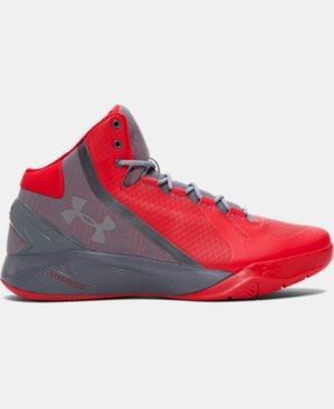 Men's UA Charged Step Back Basketball Shoes LIMITED TIME: FREE U.S. SHIPPING 1 Color $74.99
