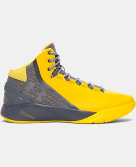 Men's UA Charged Step Back Basketball Shoes   $74.99