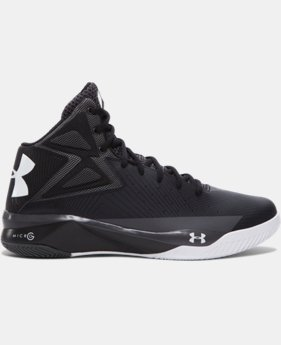 Men's UA Rocket Basketball Shoes   $84.99