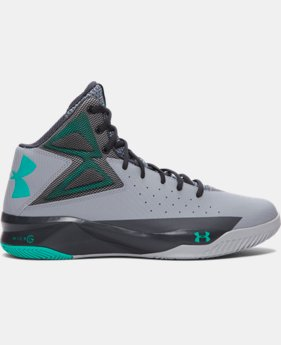 Men's UA Rocket Basketball Shoes  2 Colors $74.99