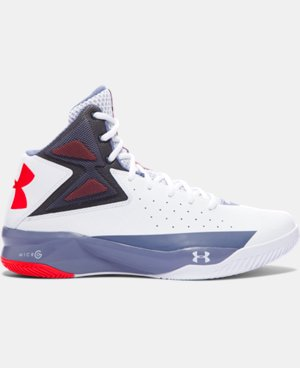 Men's UA Rocket Basketball Shoes  1 Color $84.99