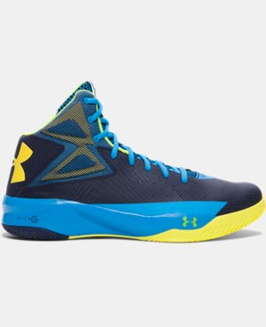 Men's UA Rocket Basketball Shoes LIMITED TIME: FREE U.S. SHIPPING 1 Color $84.99