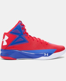 Men's UA Rocket Basketball Shoes   $74.99