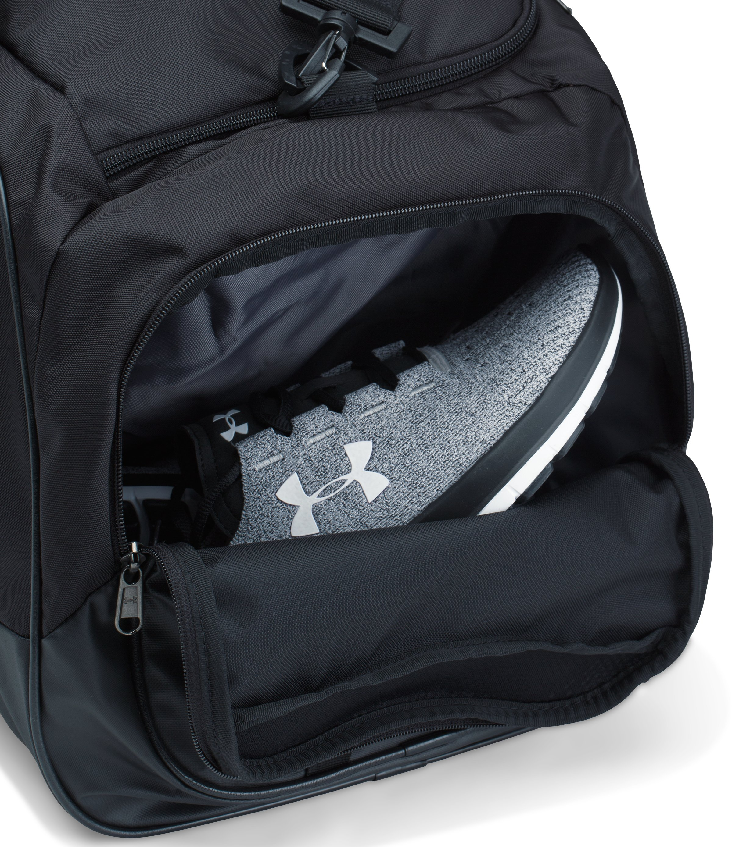 UA Stardom II Medium Duffle, Black , undefined