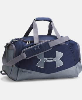 UA Stardom II Medium Duffle  2  Colors Available $39.99