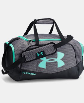 UA Stardom II Small Duffle  3 Colors $34.99