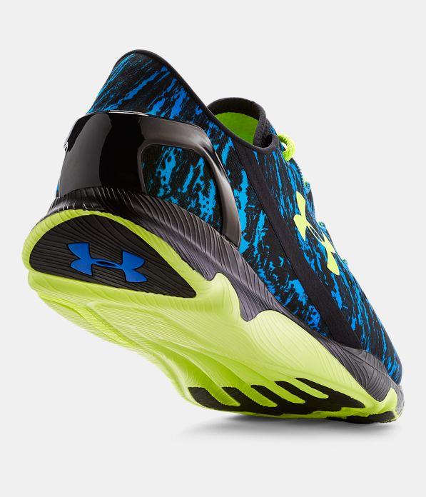 Men S Ua Speedform Apollo Graphic Running Shoes