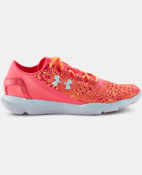 Women's UA SpeedForm® Apollo Graphic Running Shoe   $74.99